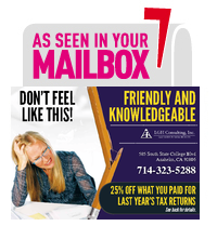 Financial Direct Mail