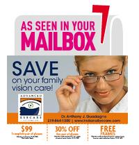 Optometry Postcards